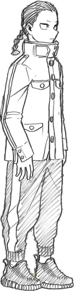 Hiryu Rin civil
