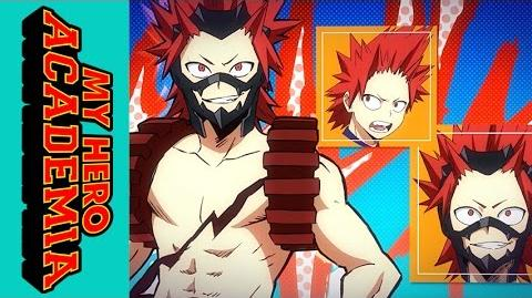 My Hero Academia Roll Call - Eijiro Kirishima
