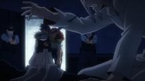 Tamaki salva a Shota