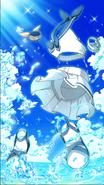 Toru Hagakure Character Art 6 Smash Tap