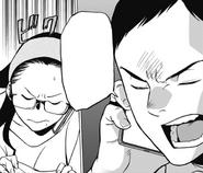 Makoto and Naomasa heated argument
