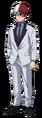 Shoto Todoroki Traje Formal