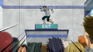 Tenya Calms Down The Students