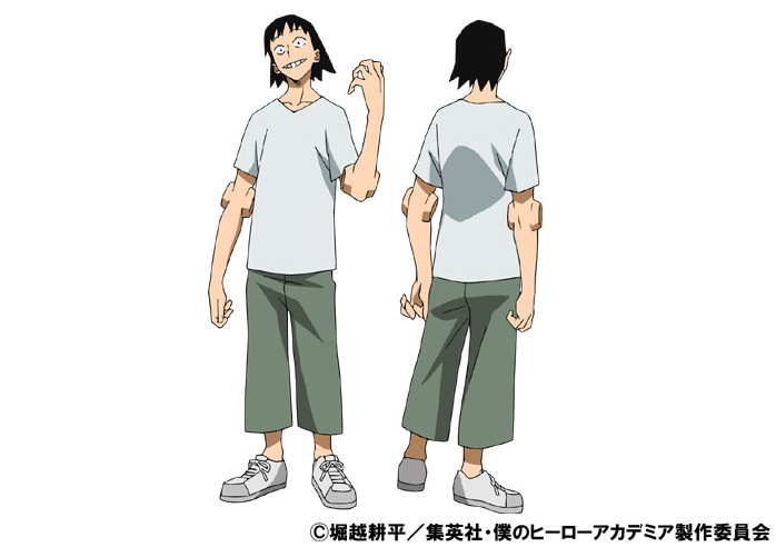 image hanta sero casual tv animation design sheet png boku no