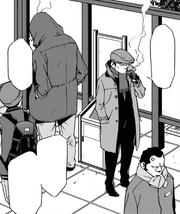 Knuckleduster meets Detective Tanuma