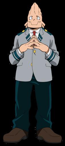 Kouji Kouda Uniforme Escolar