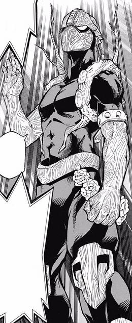 Kamui Woods traje de héroe 2