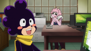 Mina tricks Minoru