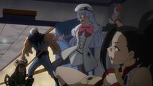 Tsuyu and Mezo save Momo (1)
