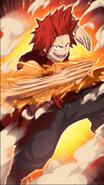 Eijiro Kirishima Character Art 4 Smash Tap