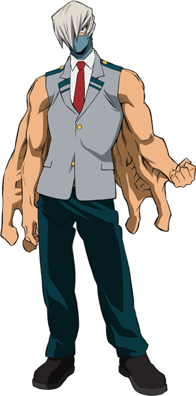 Mezou Shouji Full Body Uniform