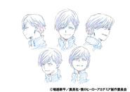 Neito Monoma Anime Character Sheet 1