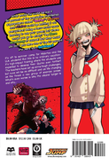 Volume 9 back cover