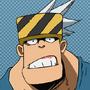 Death Arms Anime Portrait