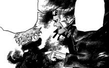 Daigoro Banjo advises Izuku