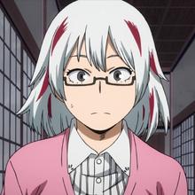 Fuyumi Todoroki Anime