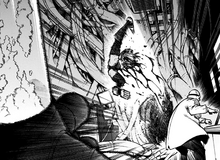 Mirko reaches Tomura's tank