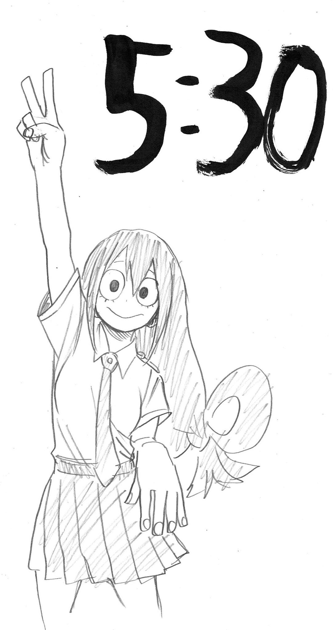 Episode 15 Sketch