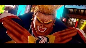 JUMP FORCE - All Might DLC Trailer X1, PS4, PC