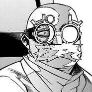 Kyudai Garaki Portrait