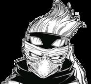 Spinner Manga Profile