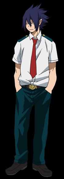 Tamaki Amajiki - Anime