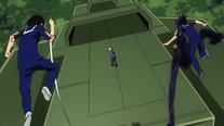 Hanta And Fumikage Keep Up With Katsuki
