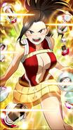 Momo Yaoyorozu Character Art 10 Smash Tap