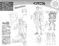 Perfil de Tensei Iida Vol2 (Illegals)