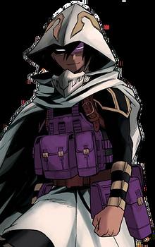 Tamaki Amajiki Heroe-1