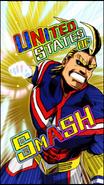 All Might Skill Character Art 9 Smash Rising