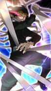 Shota Aizawa Character Art 13 Smash Tap