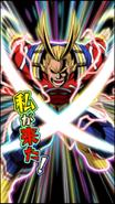 All Might Upgrade Character Art 4 Smash Rising