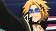 Denk confronta a Seiji