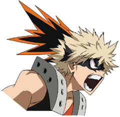 Katsuki hero icon 2