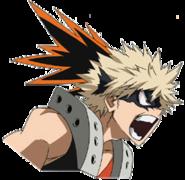 Katsuki hero icon 2