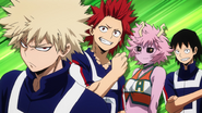 Team Bakugo Group Shot