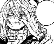 Tomura Shigaraki Manga Profile 2