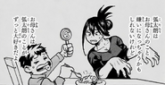Nana and Kotaro