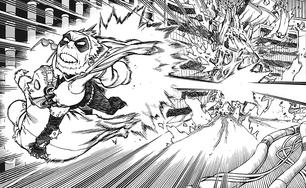 Gran Torino saves Mic and Garaki