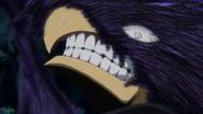 Dark Shadow swallows Fumikage