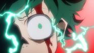 Izuku Midoriya fears for All Might's life
