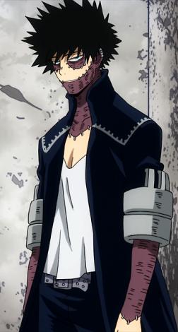 Dabi villano anime