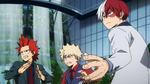 Katsuki, Shoto & Eijiro ready to fight