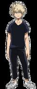 Katsuki casual profile