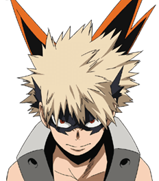 Katsuki hero icon