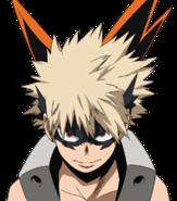 Katsuki hero icon