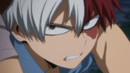 Shoto worries about being cornered