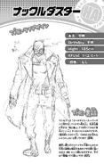 Volume 1 (Vigilantes) Iwao Oguro Profile