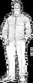 Enji Todoroki Casual